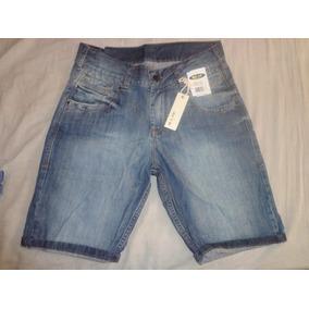 Bermuda Masculina Jeans Ri19 , Imperdível