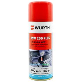 Spray Wurth Lavanda Hsw 200 Plus Limpa Ar Condicionado