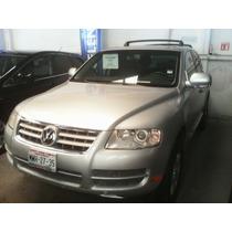 Volkswagen Touareg 2005 3.2l 6 Cil Premium Aa Ee Qc Piel