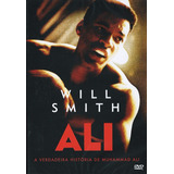 Dvd Ali A Verdadeira História De Muhammad Ali Will Smith