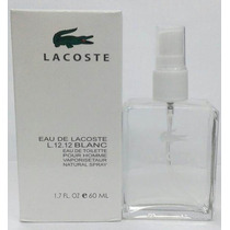 Perfume Blanc Lacoste Para Caballeros