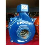 Bomba Para Agua De 3/4hp Corona Con Motor Siemens