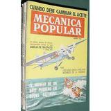 Revista Mecanica Popular Ago61 Pontiac Tempest Avion Jet