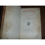 Impresiones - Martin Garcia Merou - Año 1884