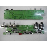 Placa Cont Vol Eco Guitar Htc311 Ca311 Ca313 Ca316 Lenoxx