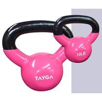 Pesa Rusa Vinil 10 Lbs, Crossfit Gym