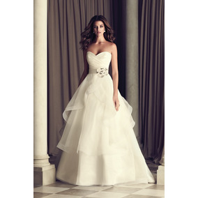 Vestido De Noiva - Paloma Blanca - Kleinfeld Ny