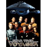 Star Trek: Voyager - Serie Dvd Latino Box Cajas