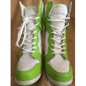 Zapatos-tenis Tacón Para Mujer-dama Nike