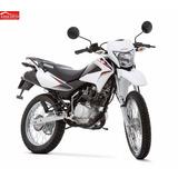 Moto Honda Xr150l Año 2015 Color Blanco, Negro, Rojo