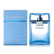 Perfume Versace Man Eau Fraiche 100ml Masculino Edt Original