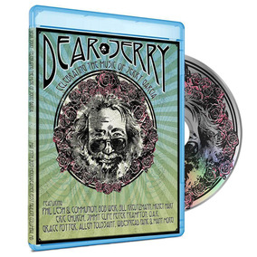 Dear Jerry Celebrating Jerry Garcia Various Bluray Novo