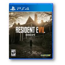 Juego Resident Evil 7 Playstation 4 Ibushak Gaming