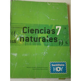 Libro Ciencias Naturales 7 Santillana ..egb..
