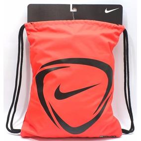 Gymsack Nike Futbol Bolsa Deportes Ba4656 600 Naranja