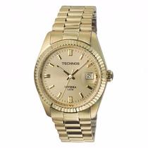 Relógio Technos Masculino Classic Riviera 2115ef/4x