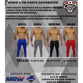 Mono Deportivo Gym Pants Baggy Slim Fit Para Entrenar c932e4cc2c26