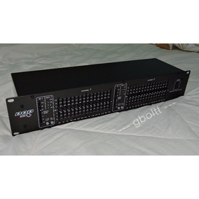 Equalizador Dod Sr-830-qx Usado Solo En Estudio Impecable