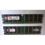 Memorias Ram Ddr1 Ddr Pc Escritorio 1gb Bus Pc2700 333 400