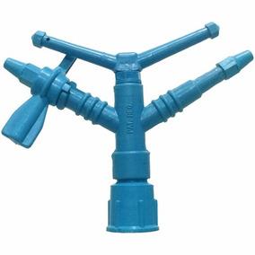 Aspersor Giratório Para Irrigação Com Base Fixação