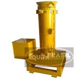 Forma De Tubo 200mm Para Fabricar Manilhas De Concreto