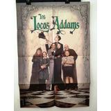 Afiche De Cine - Los Locos Adams