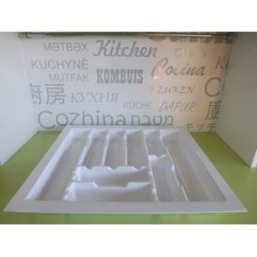 Cubiertero Organizador Plástico 54 X 48,5 - Cajon De Cocina