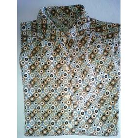 Blusas Camisas Dama Talle L-xl Seda Fina Crepe Colores