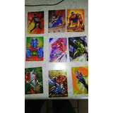 Pepsi Cards Dc Y Marvel