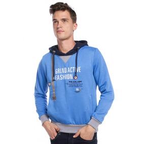 Greenlander - Sudadera Azul - Azul - 796004380az
