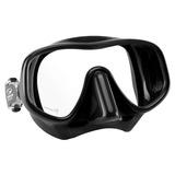 Mascara De Mergulho Spirit Seasub - Vidro Unico Frete Free