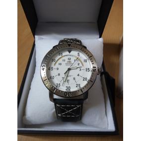 Reloj Orient Automatico Doble Fecha Unica Pieza