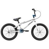 Bicicleta De Bmx Hoffman Condor Blanco Llantas 18