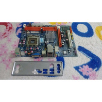 Placa Mae 775 Ddr3 Ecs G41t-m7 P/ Core2 Quad Core2 Duo