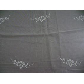 antiguo visillo cortina de tul paos para restaurar
