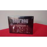 Família Soprano A Coleção Completa 28 Dvds Original Lacrado