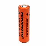 Bateria De Lítio 3,6v Aa Minamoto