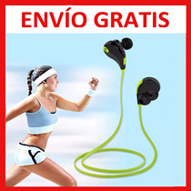 Envío Gratis Mini Audifonos Mp3 Manos Libres Bluetooth Qy7