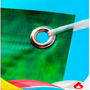Lona Brilho 440g Com Ilhos - Impressão Digital - M²