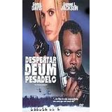 Despertar De Um Pesadelo Gena Davis Dvd Orig Usado Sem Risco