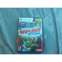 Wipeout Para Xbox 360 Kinect