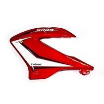 Protector Tanque Izq. (rojo) Motomel Skua 200 V6