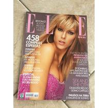 Revista Elle Ana Hickmann Jude Law Sarah Parker Beyoncé