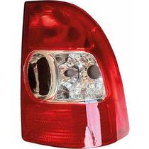 Lanterna Traseira Strada 2001 Até 2004 Mn0190/1 (preço Par)