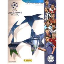 Album Uefa Champions 2012 - 2013 Completo