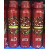 Promoción 6 Old Spice Leña Body Spray X 150ml
