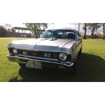 Coupe Chevy 1972, 2do Dueño. 144 Mil Km Reales- Excelente