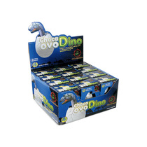 Brinquedo Dino Choca Ovo Dtc - Display Com 12 Unidades