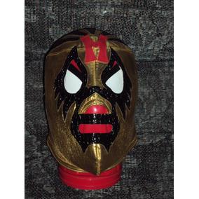 Wwe Cmll Aaa Mascara De Luchador Mil Mascaras Para Adulto