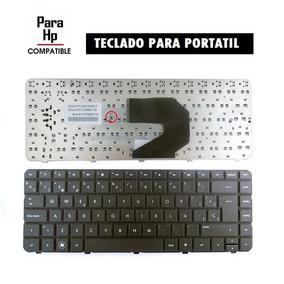 Teclado Cq43 N/p 646125-001 646125-161 640892-001